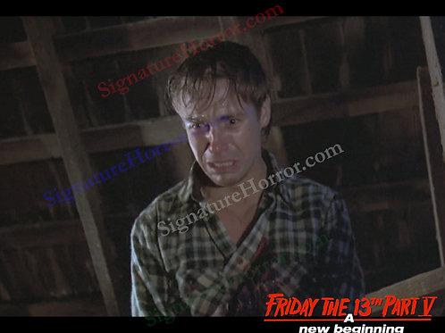 John Shepherd - Friday the 13th Part V - Barn 12 - 8X10
