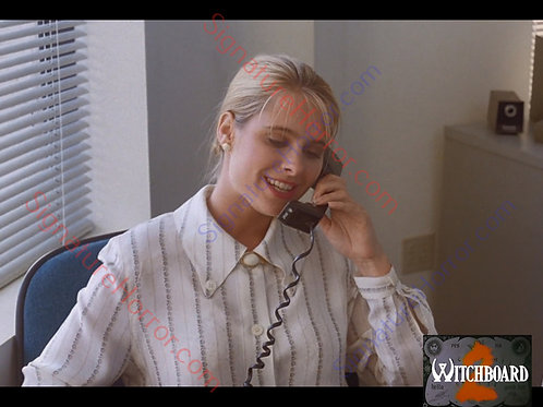 Ami Dolenz - Witchboard 2 - Office Phone 2 - 8X10