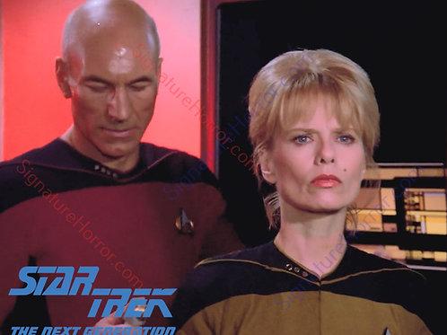 Brooke Bundy - Star Trek: TNG - Engineering 8 - 8X10