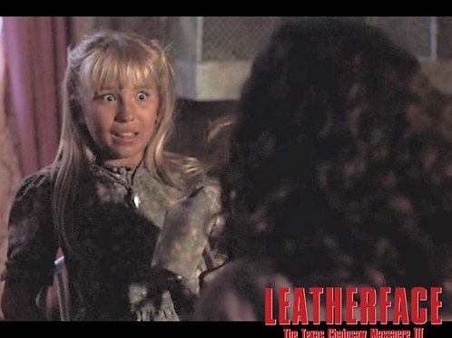 Jennifer Banko - Leatherface: TCM III - Look 3 - 8X10