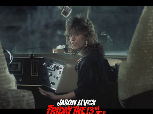 Darcy DeMoss Jason Lives: Friday the 13th Part VI - Power Outage - 8X10