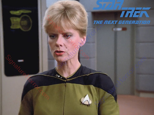 Brooke Bundy - Star Trek: TNG - Bridge 1 - 8X10