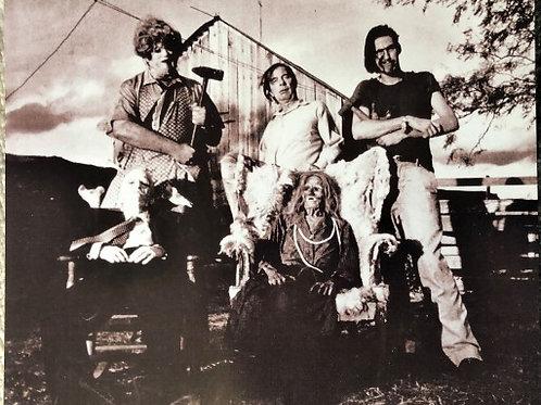 Ed Neal and John Dugan The Texas Chainsaw Massacre - Family in Sepia tone - 8