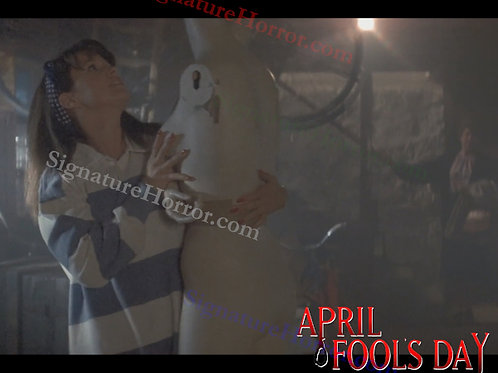 Deborah Foreman - April Fool's Day - Mannequin - 8X10