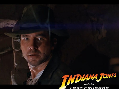 Richard Young as Fedora in The Last Crusade - Meet Indy 8X10