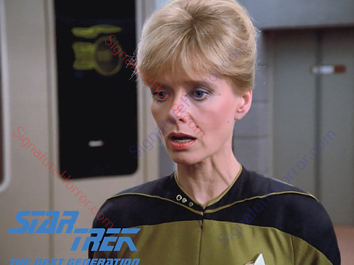 Brooke Bundy - Star Trek: TNG - Bridge 3 - 8X10