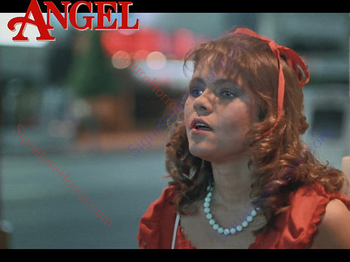Donna Wilkes - Angel - Red Dress 2 - 8X10