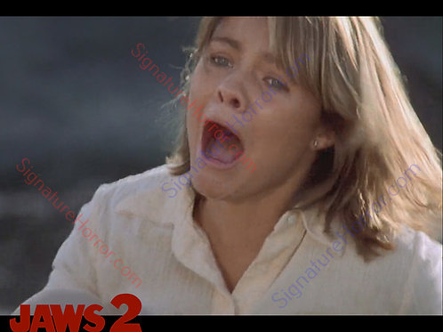 Donna Wilkes - Jaws 2 - Final Attack 5 - 8X10