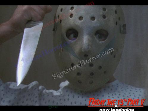 John Shepherd - Friday the 13th Part V - Hospital 21 - 8X10