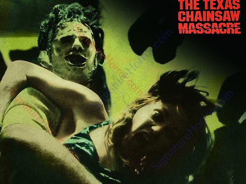 Teri McMinn Texas Chainsaw Massacre - Failed Escape 2 - 8X10