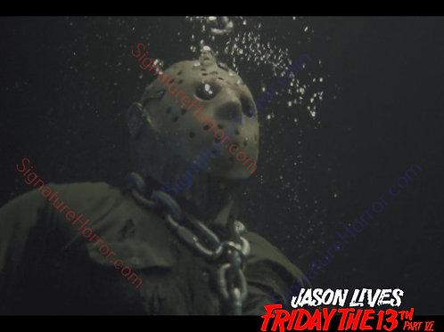 C.J. Graham - Jason Lives: Friday the 13th Part VI - Underwater 2