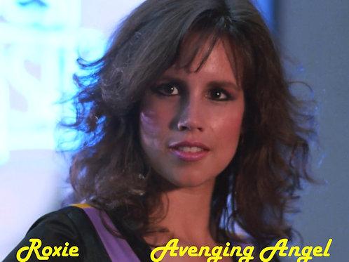 Deborah Voorhees as Roxie in Angel II: Avenging Angel - Smile 8X10