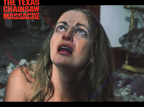 Teri McMinn Texas Chainsaw Massacre - Bone Room 8 - 8X10