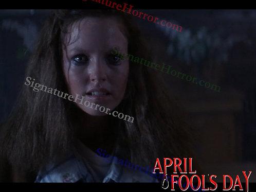 Deborah Foreman - April Fool's Day - Buffy Solo 5 - 8X10