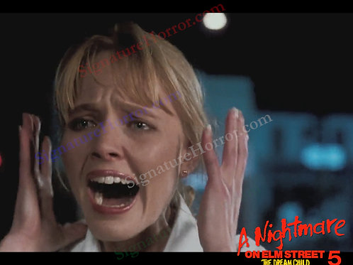 Lisa Wilcox - NOES 5: The Dream Child - Accident 2 - 8X10