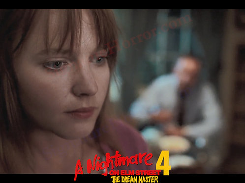 Lisa Wilcox - NOES 4 - Alice with Dad 1 - 8X10