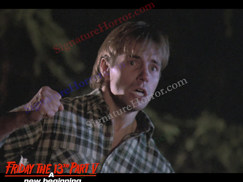 John Shepherd - Friday the 13th Part V - Trailer Park 14 - 8X10