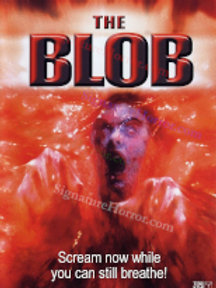 Nick Benson - The Blob (1988) - 8X10