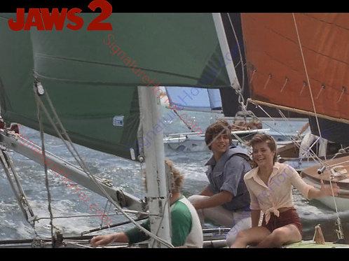 Donna Wilkes - Jaws 2 - Sailing Fun 5 - 8X10