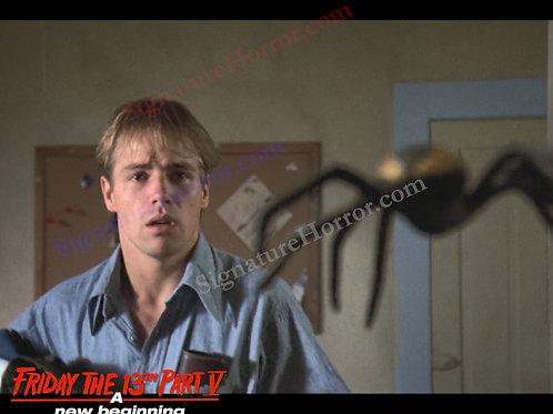 John Shepherd - Friday the 13th Part V - Meeting Reggie 2 - 8X10
