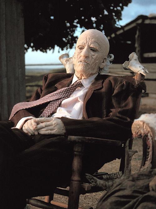 John Dugan The Texas Chainsaw Massacre - Grandpa Outside Full Shot - 8X10