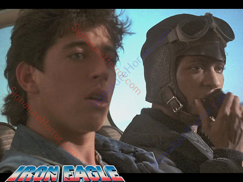 Tom Fridley - Iron Eagle 10 - 8X10