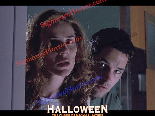 Marianne Hagan - Halloween 6 - Hospital with Tommy - 8X10