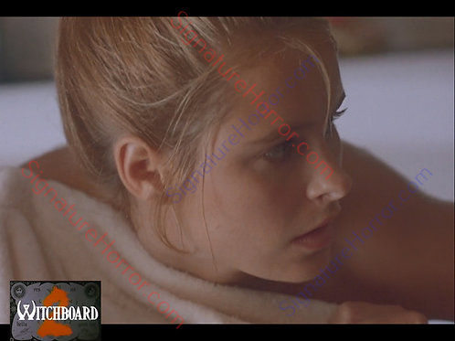 Ami Dolenz - Witchboard 2 - Bathtime 9 - 8X10