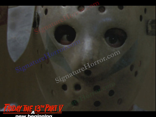 John Shepherd - Friday the 13th Part V - Hospital 22 - 8X10
