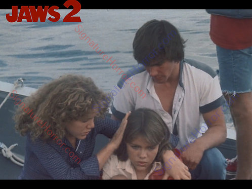 Donna Wilkes - Jaws 2 - Failed Rescue 4 - 8X10
