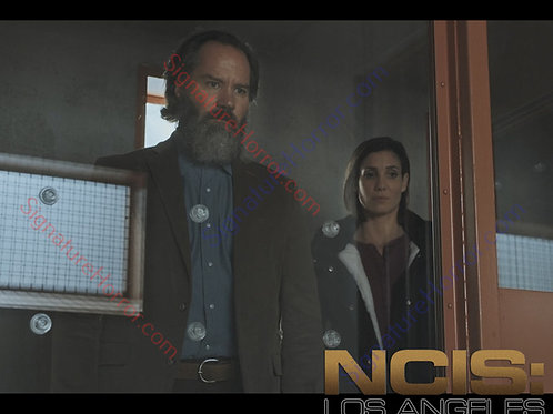 BoJesse Christopher - NCIS: Los Angeles 2 - 8X10