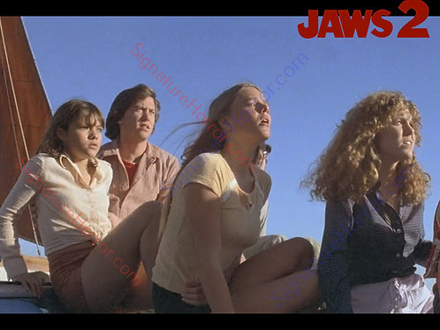 Donna Wilkes - Jaws 2 - Final Attack 1 - 8X10
