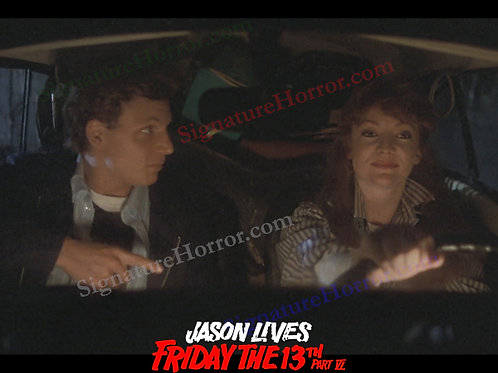Nancy McLoughlin - Friday the 13th Part VI - Driving 2 - 8X1