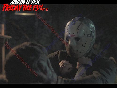 C.J. Graham - Jason Lives: Friday the 13th Part VI - Squished 1
