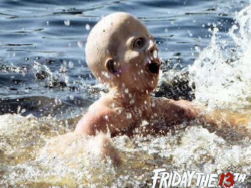Ari Lehman - Friday the 13th - Splash 2 No Border - 8X10