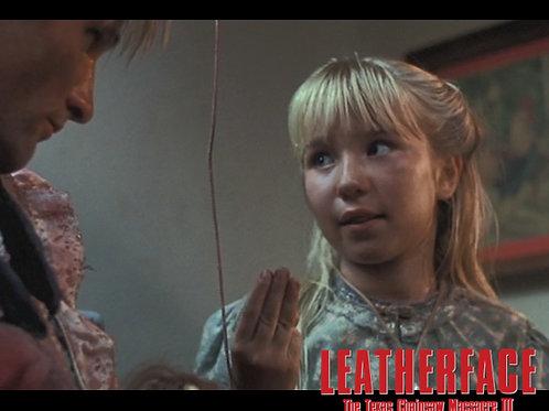 Jennifer Banko - Leatherface: TCM III - On Three 2 - 8X10