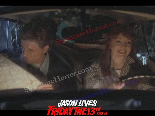 Nancy McLoughlin - Friday the 13th Part VI - Driving 1 - 8X1