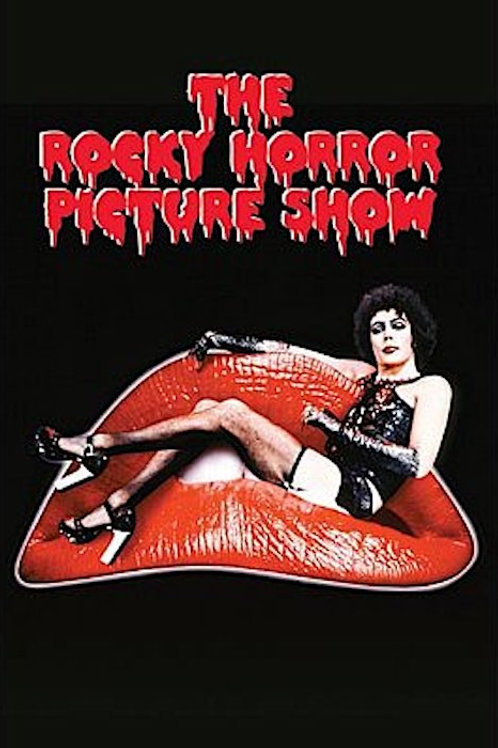 """The Rocky Horror Picture Show Lips 24""""X36"""" Poster"""