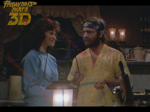 David Katims - Friday the 13th Part 3 - Popcorn 5 - 8X10