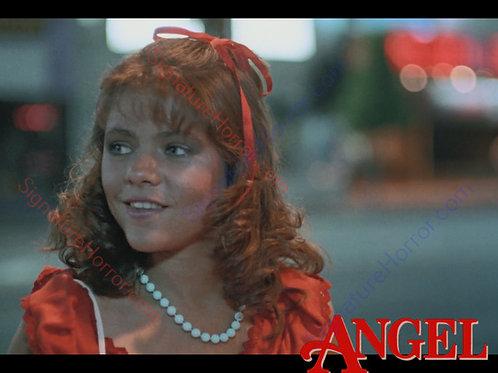 Donna Wilkes - Angel - Red Dress 1 - 8X10