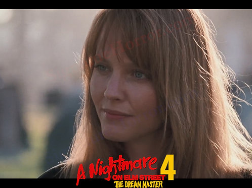 Lisa Wilcox - NOES 4 - Alice After Funeral - 8X10