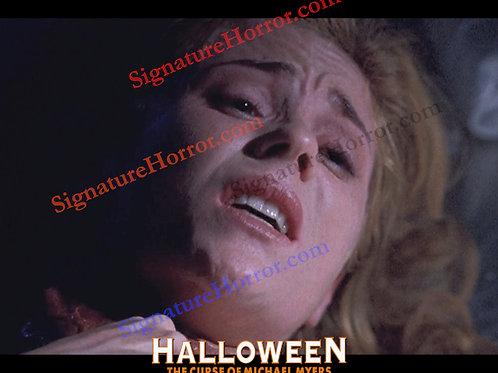 Marianne Hagan - Halloween 6 - Frenzy Choke 2 - 8X10