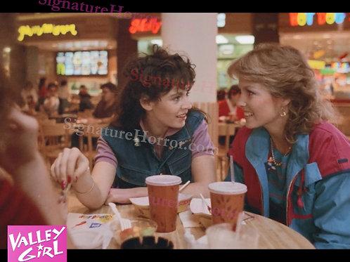 Deborah Foreman - Valley Girl - Food Court 2 - 8X10