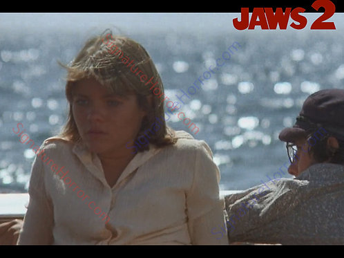 Donna Wilkes - Jaws 2 - Failed Rescue 2 - 8X10