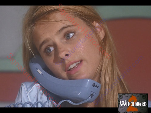 Ami Dolenz - Witchboard 2 - Overslept 3 - 8X10