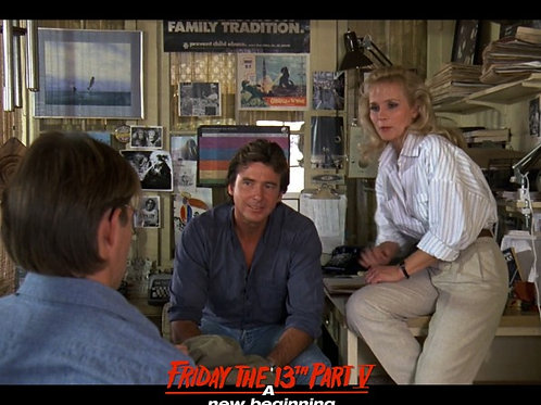 Richard Young as Matt Friday the 13th Part 5 - Meeting Tommy 8X10