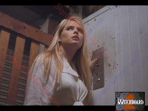 Ami Dolenz - Witchboard 2 - Elevator 1 - 8X10