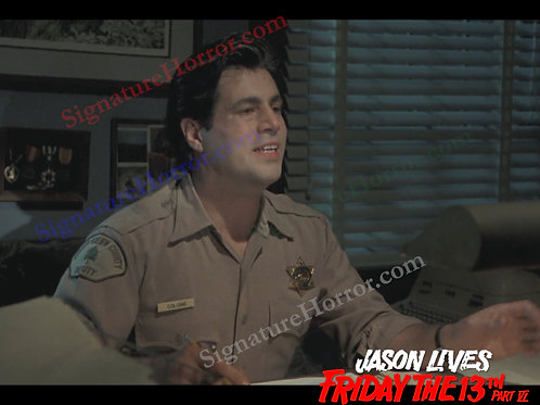 Vinny Guastaferro - Friday the 13th Part VI - In Charge 4 - 8X10