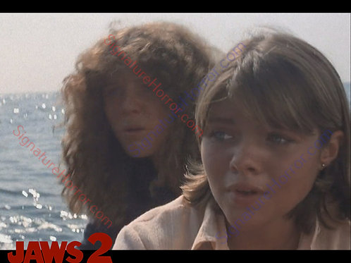 Donna Wilkes - Jaws 2 - Failed Rescue 8 - 8X10