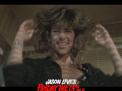 Darcy DeMoss Jason Lives: Friday the 13th Part VI - Arms Up - 8X10